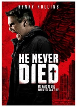 He Never Died (DVD)