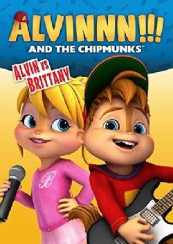 Alvinnn!!! And The Chipmunks: Alvin Vs. Brittany (DVD)