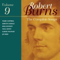Robert Burns - Complete Songs Volume 9