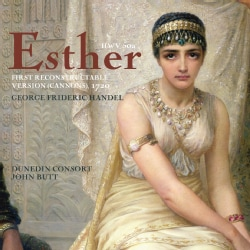 Dunedin Consort - Handel: Esther - First Reconstructable Version