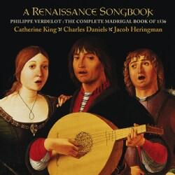 King/Daniels/Heringm - Verdelot:Renaissance Songbook