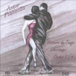 Atis Bankas - Astor Pizzolla: Histoire Du Tango