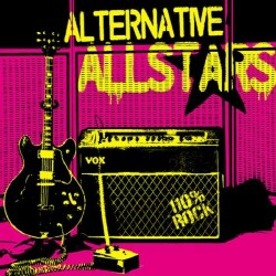 ALTERNATIVE ALLSTARS - 110 PROZENT ROCK