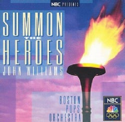 J Williams/Boston Pops Orchestra - Nbc Presents Summon the Heroes