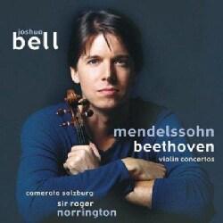 Joshua Bell - Mendelssohn/Beethoven Violin Concerto