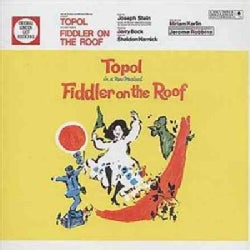 Original London Cast - Fiddler on the Roof-London Cast
