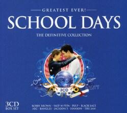 Various - Greatest Ever School Days