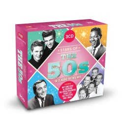 STARS OF THE 50S - STARS OF THE 50S
