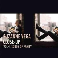 Suzanne Vega - Close Up Vol. 4 Songs of Family