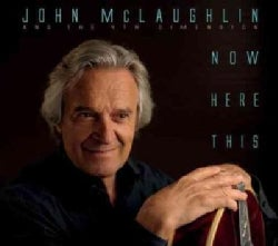 John And The 4th Dimension Mclaughlin - Now Here This