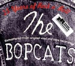 Bopcats - 25 Years Of Rock 'N' Roll!