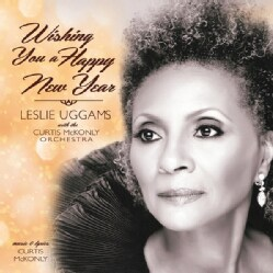LESLIE & CURTIS MCKONLY ORCHESTRA UGGAMS - WISHING YOU A HAPPY NEW YEAR