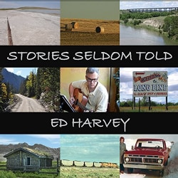 ED HARVEY - STORIES SELDOM TOLD