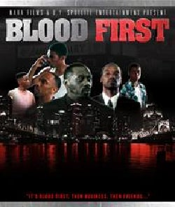 Blood First (Blu-ray Disc)