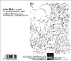 Lars Notto Birkeland - Alain: Complete Works for Organ