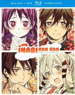 Inari Kon Kon (Inari, Konkon, Koi Iroha): The Complete Series (Blu-ray Disc)