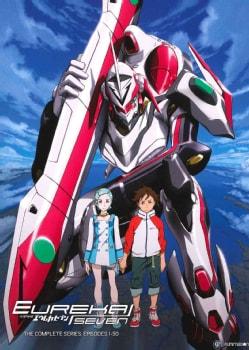 Eureka Seven: The Complete Series (Blu-ray/DVD)