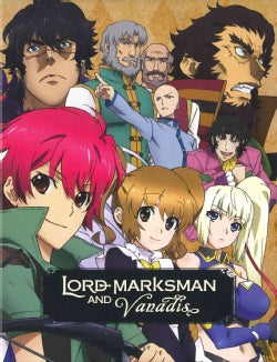 Lord Marksman And Vanadis: Complete Series (Blu-ray Disc)