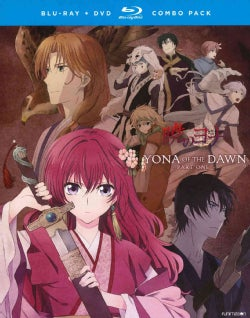 Yona Of The Dawn: Part One (Blu-ray/DVD)