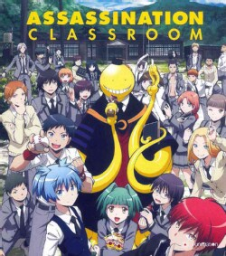 Assassination Classroom: Season One Part One (Blu-ray/DVD)