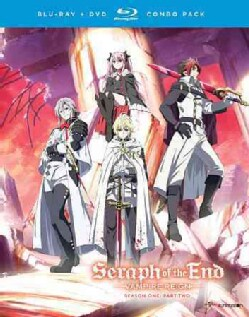 Seraph Of The End: Vampire Reign: Season One Part Two (Blu-ray Disc)