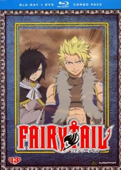 Fairy Tail: Part 13 (Blu-ray/DVD)