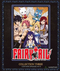 Fairy Tail: Collection Three (Blu-ray/DVD)