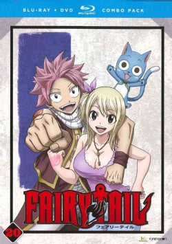 Fairy Tail: Part 20 (Blu-ray/DVD)