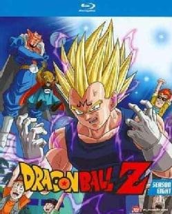 Dragon Ball Z: Season 8 (Blu-ray Disc)