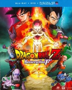 Dragon Ball Z: Resurrection 'F' (Blu-ray/DVD)