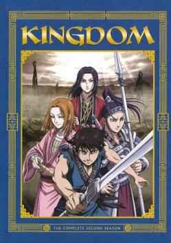 Kingdom: The Complete Second Season (DVD)