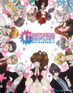 Brothers Conflict: The Complete Series (Blu-ray Disc)
