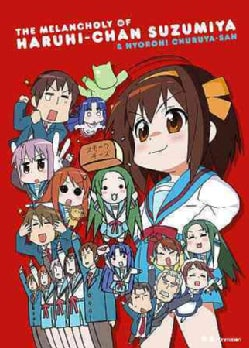 The Melancholy Of Haruhi Suzumiya: The Complete Series (DVD)