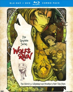 Wolf's Rain: The Complete Series (Blu-ray/DVD)