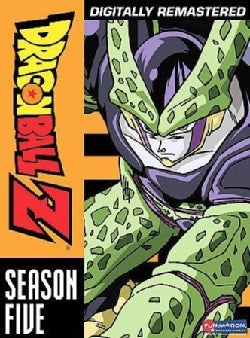 Dragon Ball Z: Season 5 (DVD)