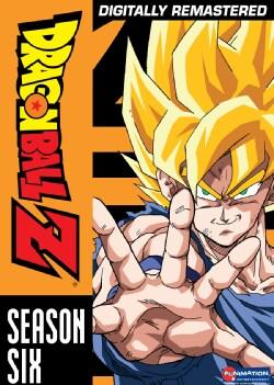 Dragon Ball Z: Season 6 (DVD)