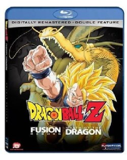 Dragon Ball Z: Fusion Reborn/Wrath of the Dragon (Blu-ray Disc)
