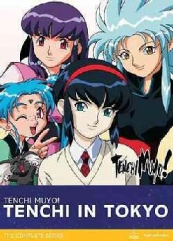 Tenchi in Tokyo (DVD)