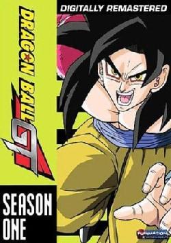 Dragon Ball GT: The Movie: Season 1 (DVD)