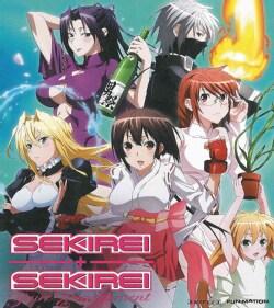 Sekirei: Complete Series (Seasons 1 & 2) (Blu-ray/DVD)