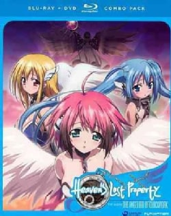 Heaven's Lost Property: The Angeloid of Clockwork (Blu-ray/DVD)