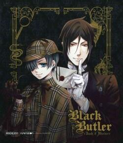 Black Butler: Book of Murder: OVAs (Blu-ray/DVD)