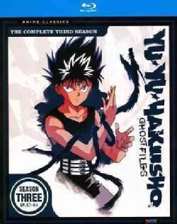 Yu Yu Hakusho: Season Three (Blu-ray Disc)