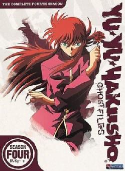 Yu Yu Hakusho: Season 4 (DVD)