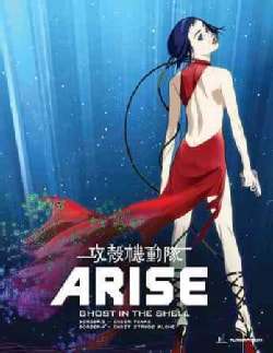 Ghost In The Shell: Arise: Borders 3 & 4 (Blu-ray/DVD)