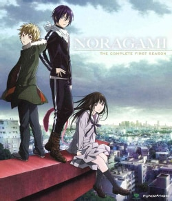 Noragami: The Complete First Season (Blu-ray/DVD)