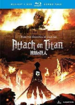 Attack on Titan: Part 1 (Blu-ray/DVD)