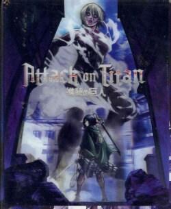 Attack on Titan: Part 2 (Blu-ray/DVD)