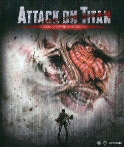 Attack On Titan The Movie: Part 1 (Blu-ray/DVD)