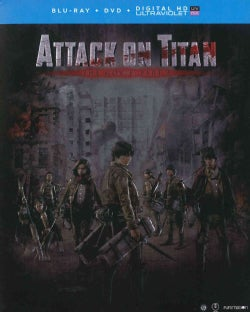 Attack On Titan The Movie: Part 2 (Blu-ray Disc)
